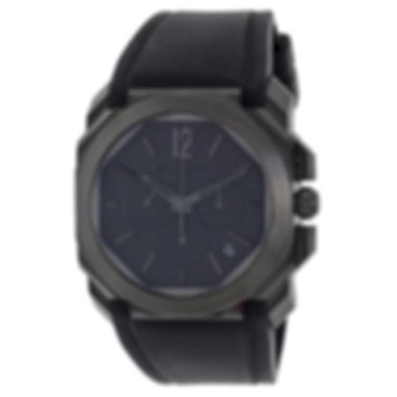 Bvlgari Octo Chronograph Automatic Men's Watch 103027