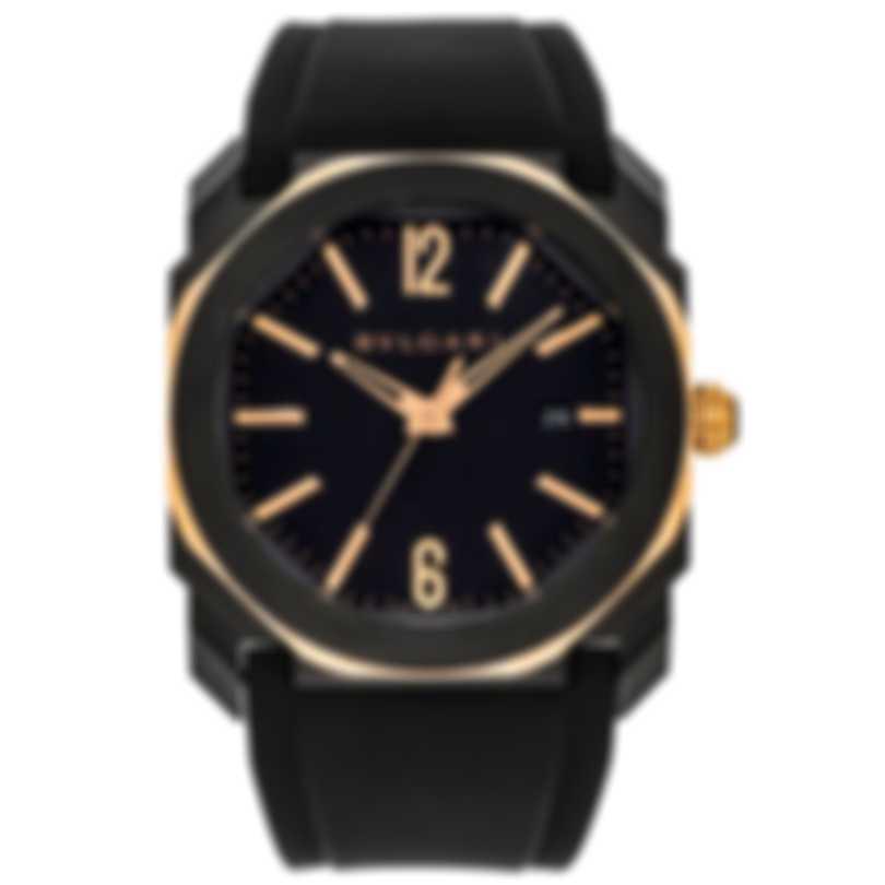 Bvlgari Octo Automatic Men's Watch 103085