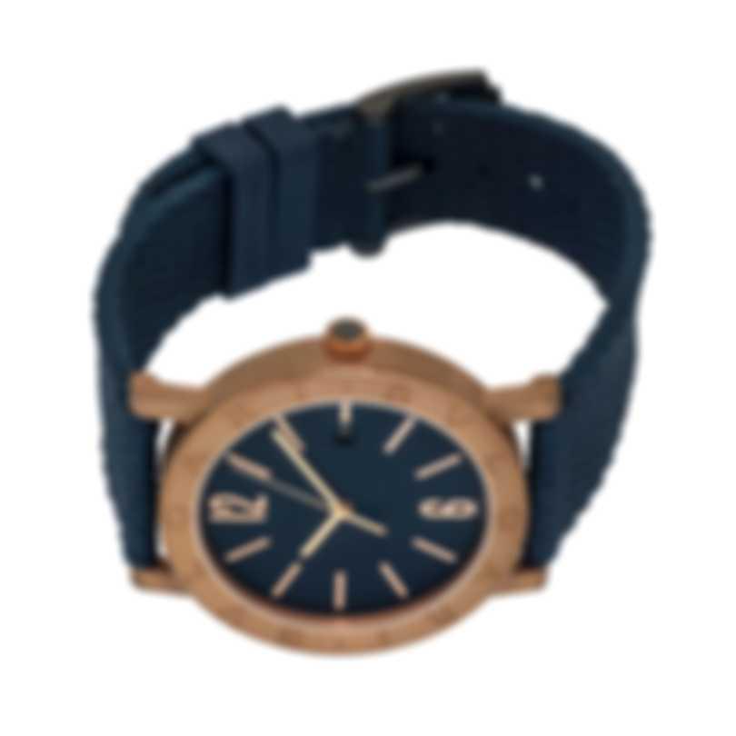 Bvlgari Solotempo Bronze Automatic Men's Watch 103132