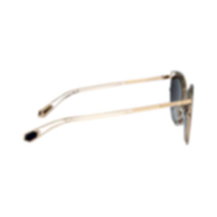 Bvlgari Gray Gradient Women's Metal Sunglasses BV6104-20238G