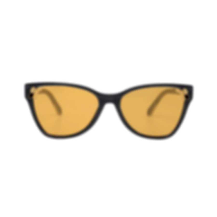 Bvlgari Yellow Women's Acetate Sunglasses BV8208-545585
