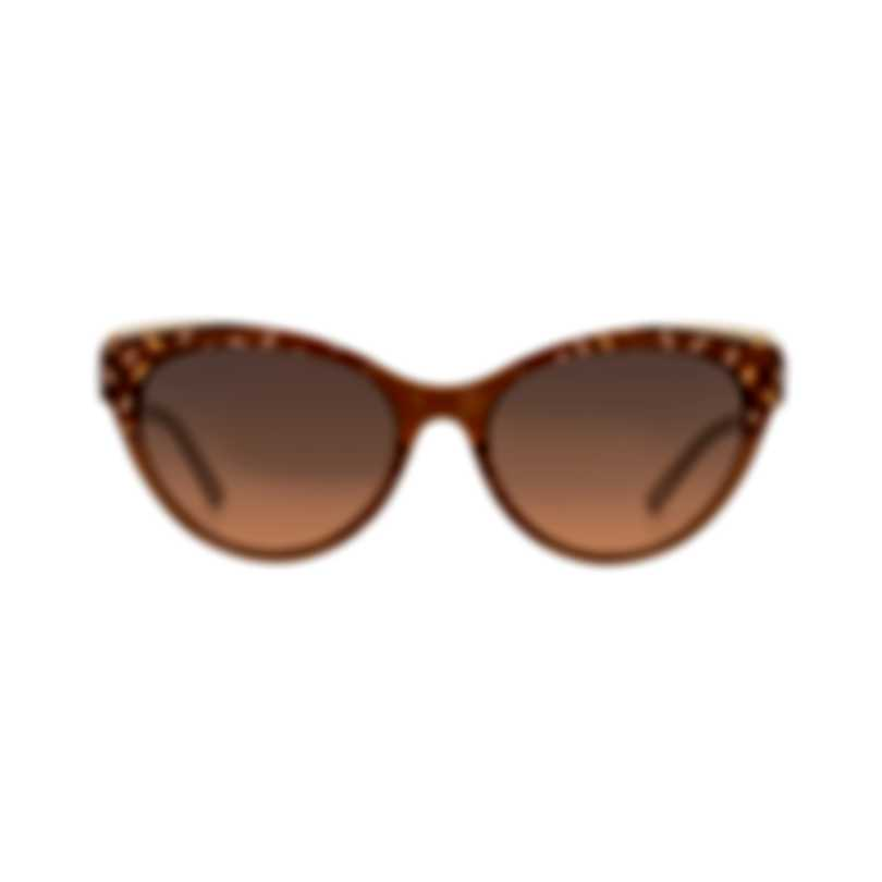Bvlgari Orange Gradient Women's Acetate Sunglasses BV8209F-546118