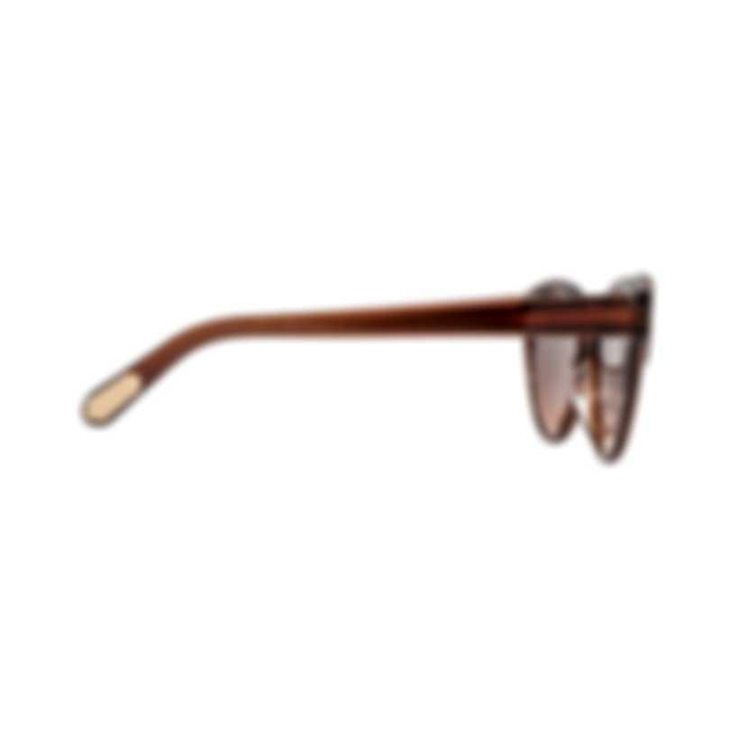 Bvlgari Orange Gradient Women's Acetate Sunglasses BV8209F-546118