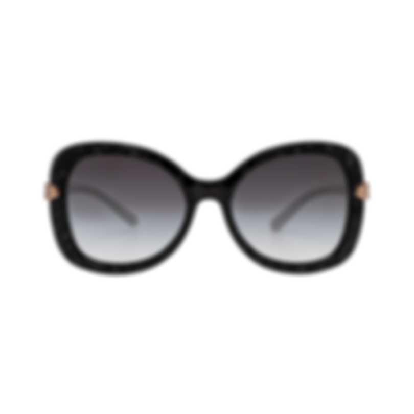 Bvlgari Gray Gradient Women's Acetate Sunglasses BV8202BF-54128G