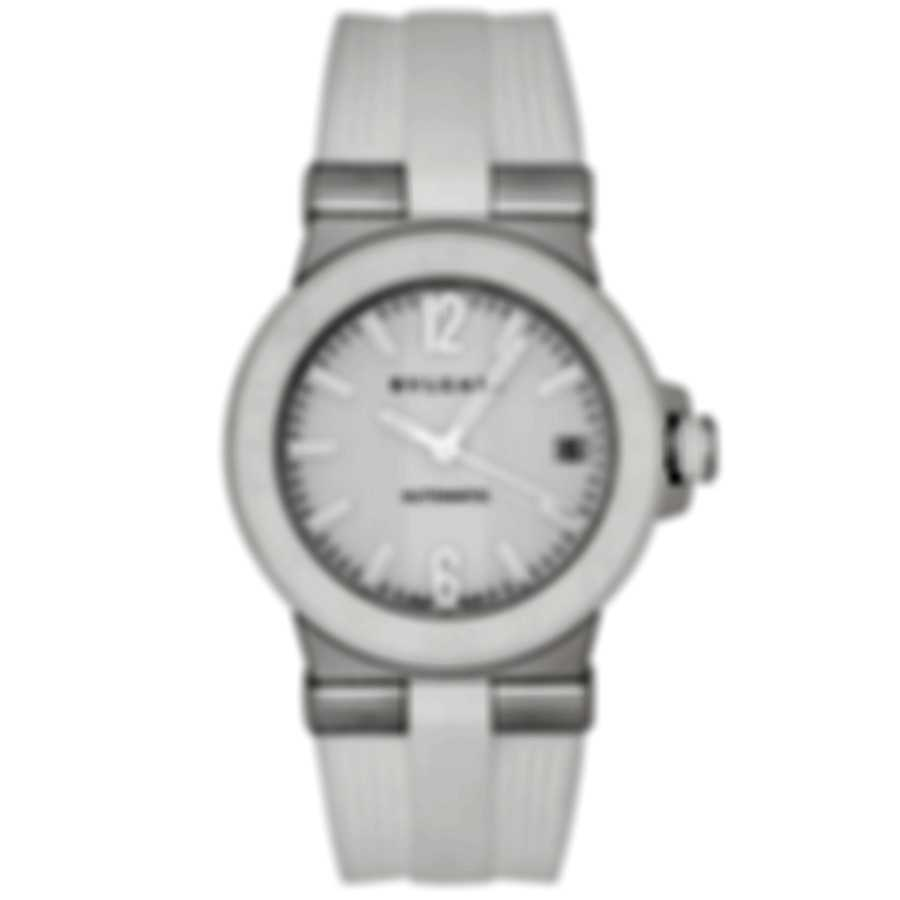 Bvlgari Diagono Automatic Ladies Watch DG35WSWVD
