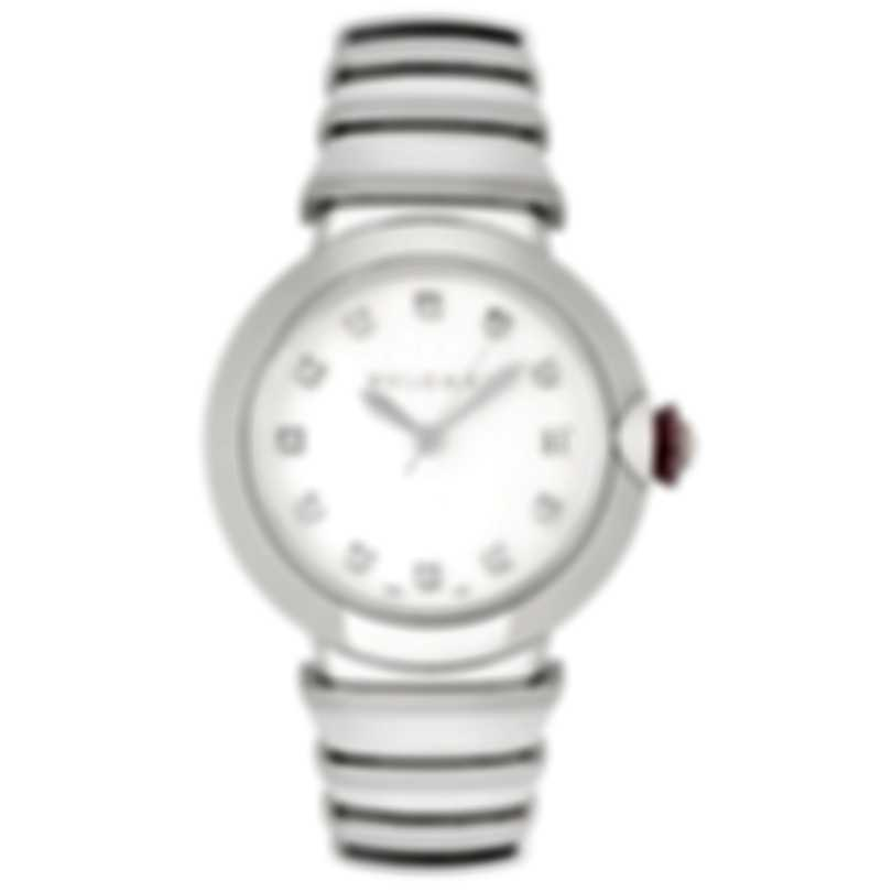 Bvlgari Lvcea Automatic Ladies Watch LU36WSSD/11