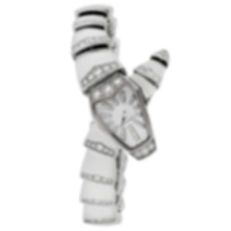 Bvlgari Jewelry Serpenti 18K White Gold & Diamond Ladies Watch 102366