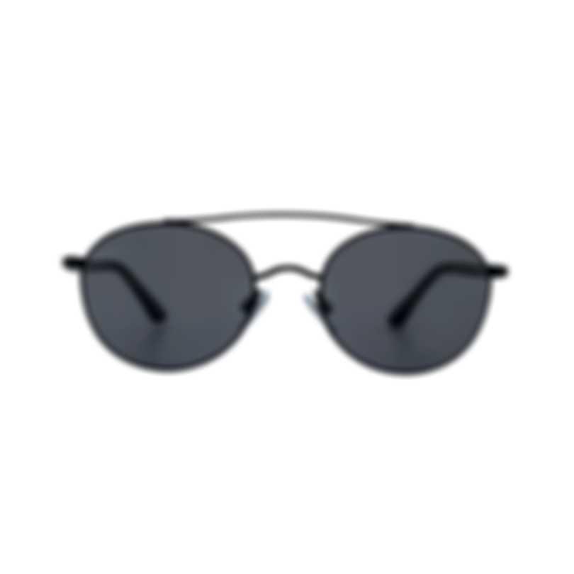 Giorgio Armani Men's Matte Black Sunglasses AR6038-300187