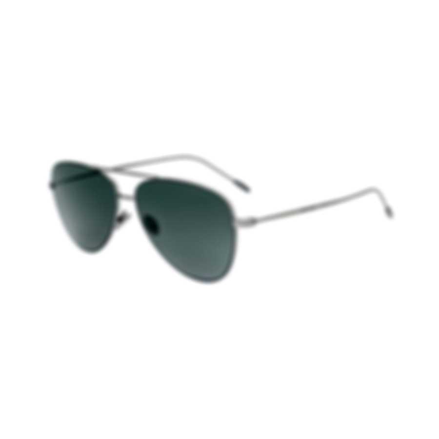Giorgio Armani Men's Gun Metal Sunglasses AR6049-301071