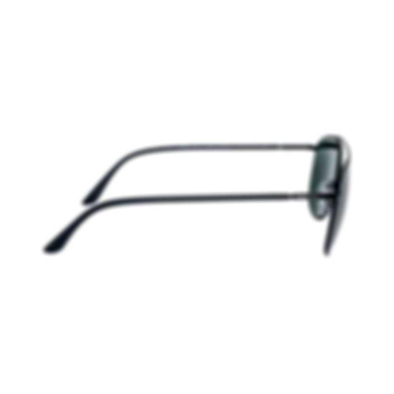 Giorgio Armani Men's Matte Black Sunglasses AR6042-300171