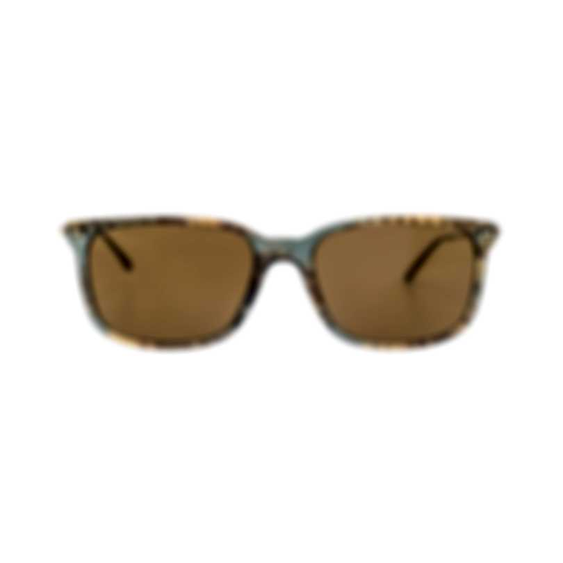 Giorgio Armani Men's Green Havana Sunglasses AR8063-519273