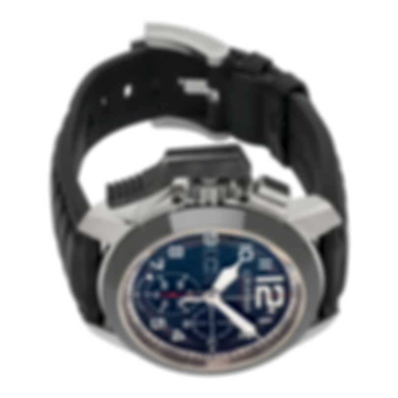 Graham Chronofighter Target Chronograph Automatic Men's Watch 2CCAC.B33A-BL