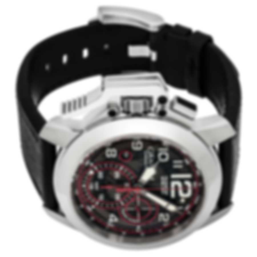 Graham Chronofighter Oversize Target Chronograph Automatic Men's Watch 2CCAS.B37A