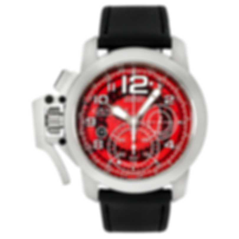 Graham Chronofighter Oversize Target Chronograph Automatic Men's Watch 2CCAS.R01A