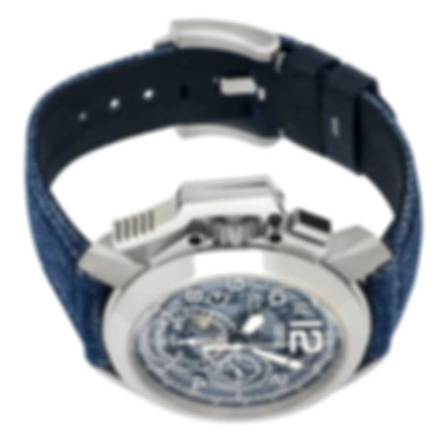 Graham Chronofighter Oversize Target Chronograph Automatic Men's Watch 2CCAS.U06A