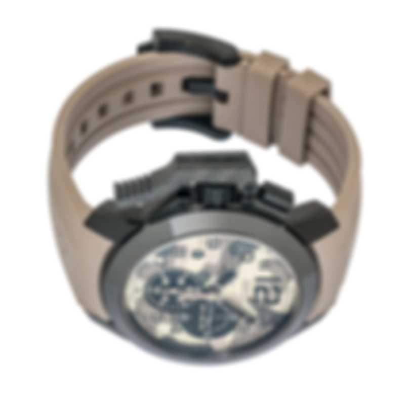 Graham Chronofighter Oversize Black Arrow Chronograph Men's Watch 2CCAU.E03C