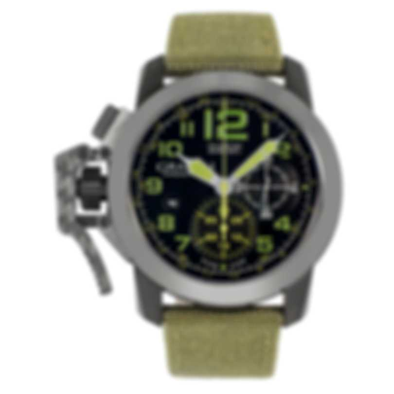 Graham Chronofighter Oversize Chronograph Men's Watch 2CCAU.G01A F
