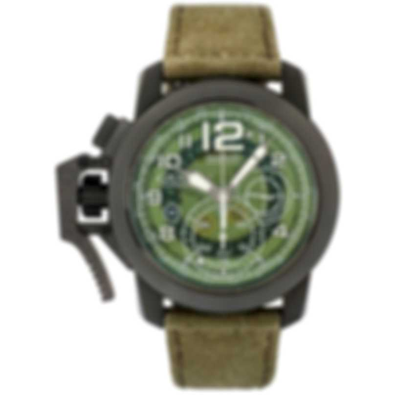 Graham Chronofighter Oversize Target Chronograph Men's Watch 2CCAU.G03A F