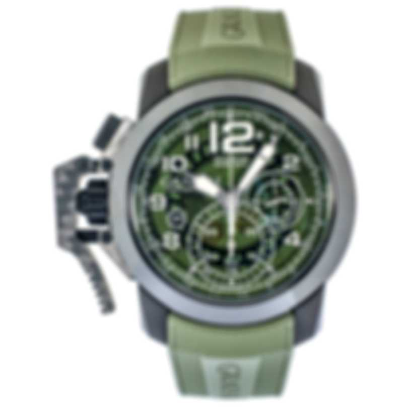Graham Chronofighter Oversize Target Chronograph Men's Watch 2CCAU.G03A