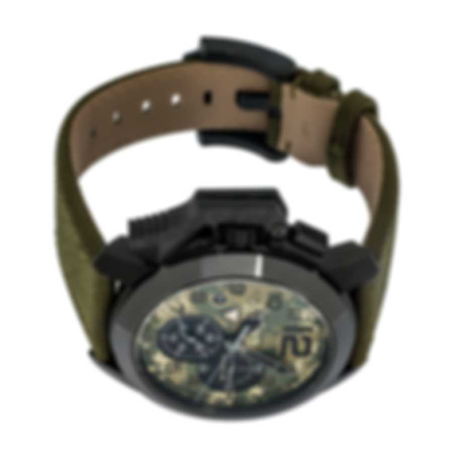 Graham Chronofighter Black Arrow Laser Control Automatic Men's Watch 2CCAU.G05C