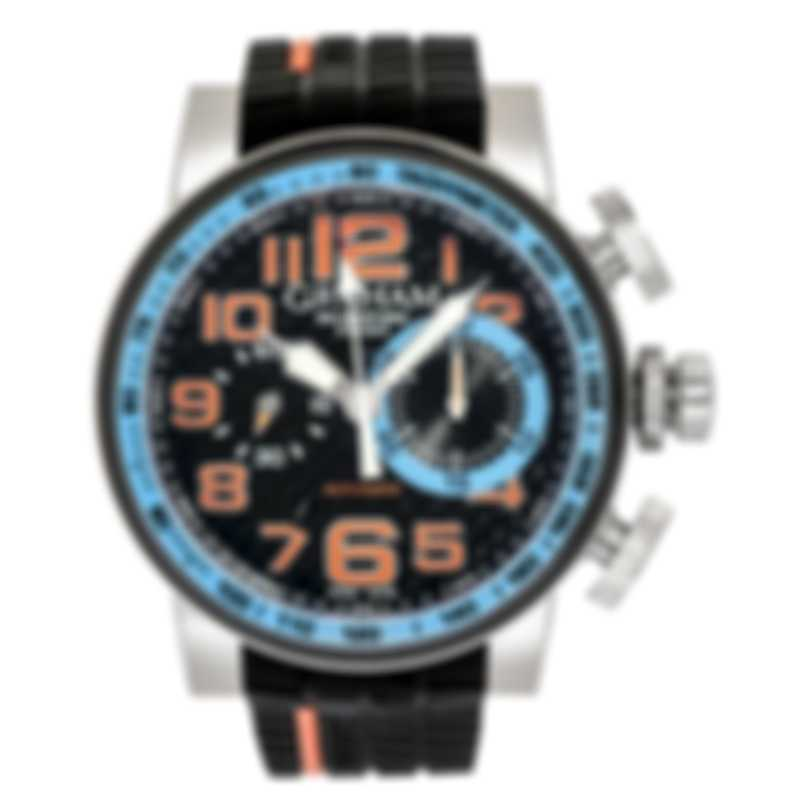 Graham Silverstone Stowe Racing Chronograph Automatic Men's Watch 2BLDC.B13A.K