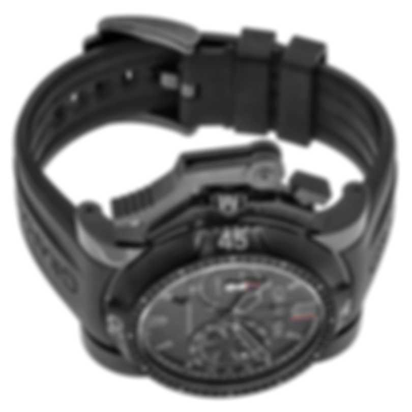 Graham Chronofighter Oversize Pvd Coated Stainless Steel Automatic Men's Watch 2OVEB.B40A