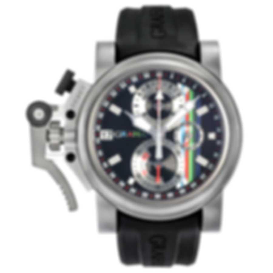 Graham Chronofighter Titanium Automatic Men's Watch 2OVKT.B29A