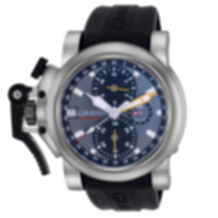 Graham Chronofighter Airwing Titanium Automatic Men's Watch 2OVKT.T01A