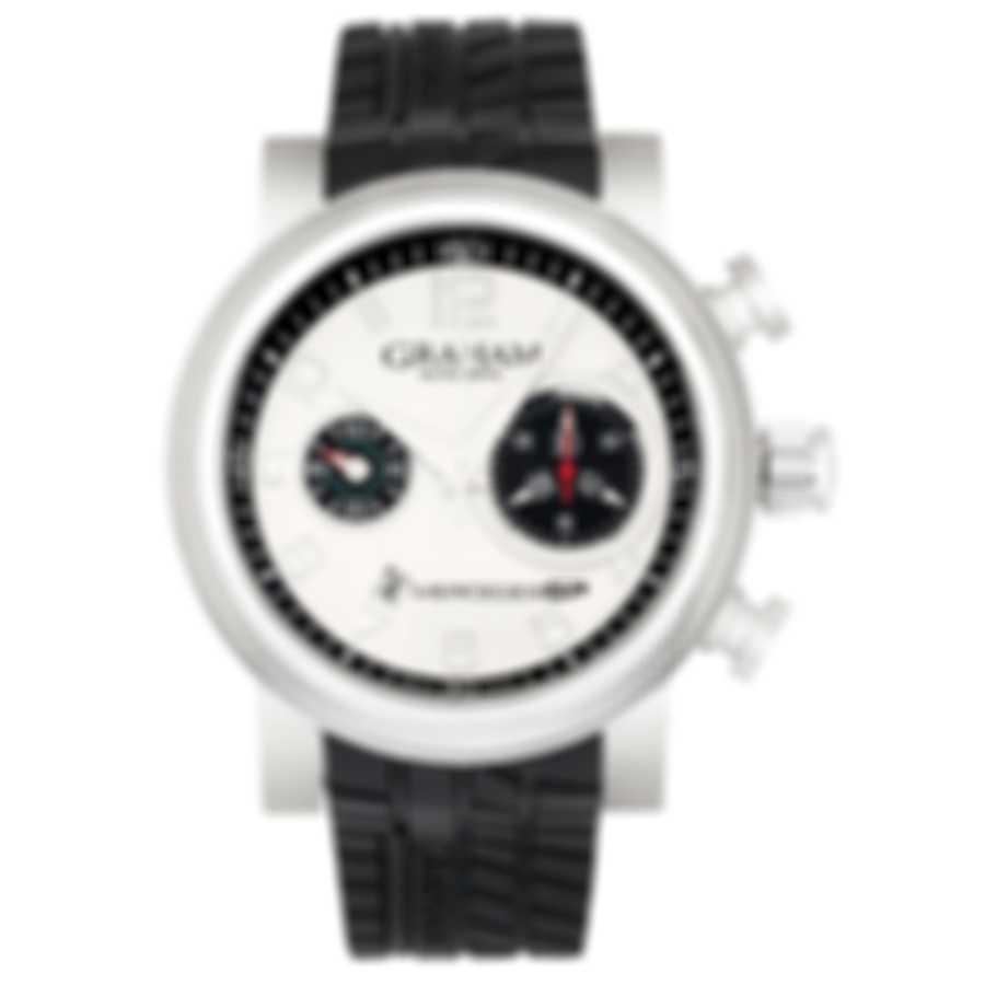 Graham Mercedes GP Petronas Chronograph Automatic Men's Watch 2MEAS.S01A-Rubber