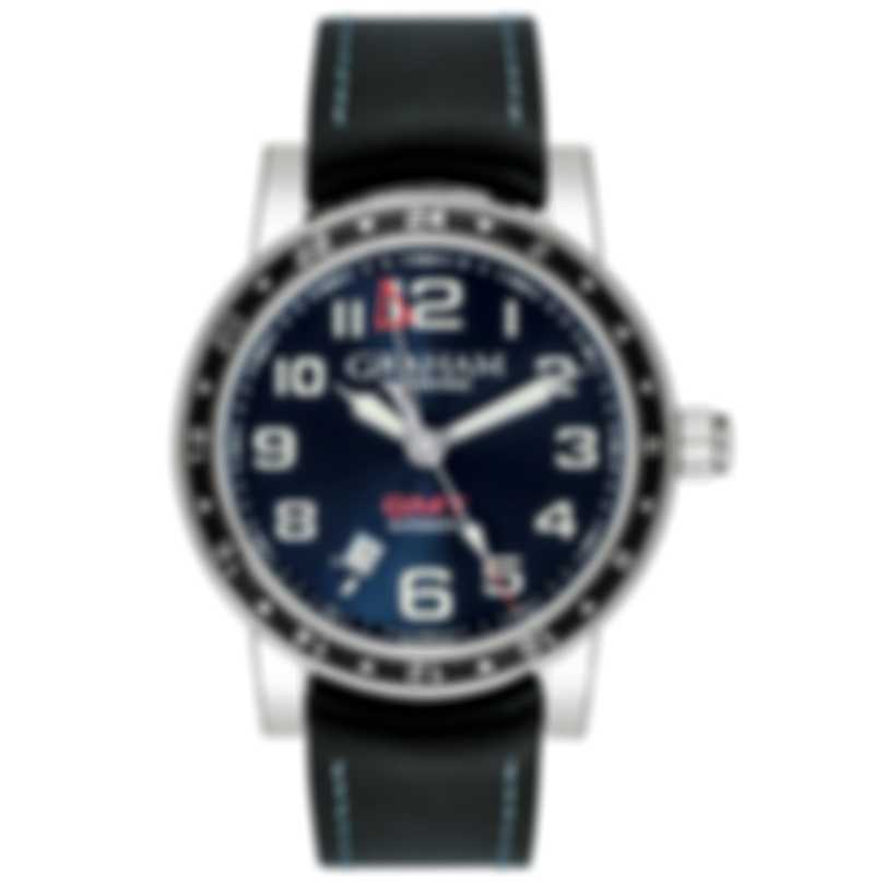 Graham Silverstone Time Zone GMT Automatic Men's Watch 2TZAS.U01A