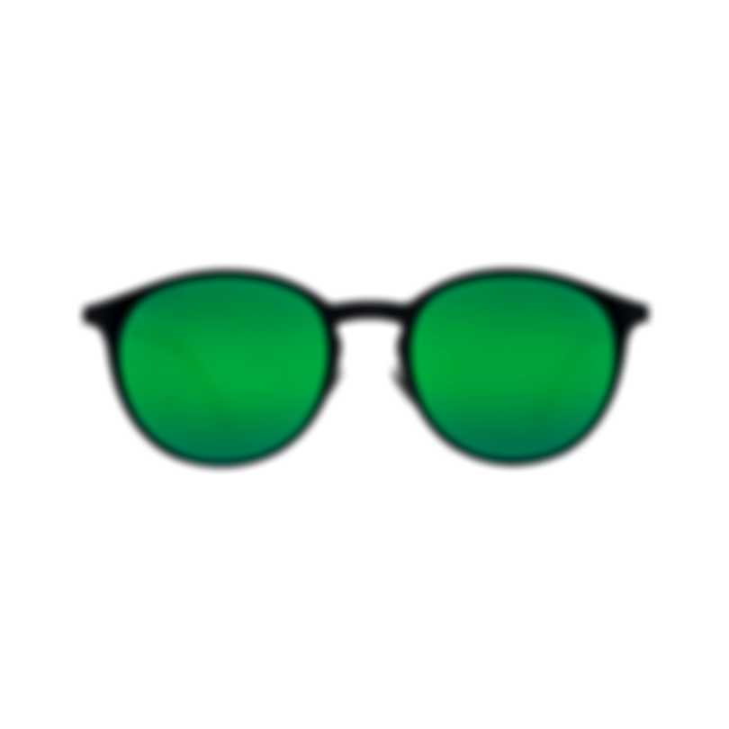 Gucci Green Metal Men's Sunglasses GG0504S-001 MSRP $365.00