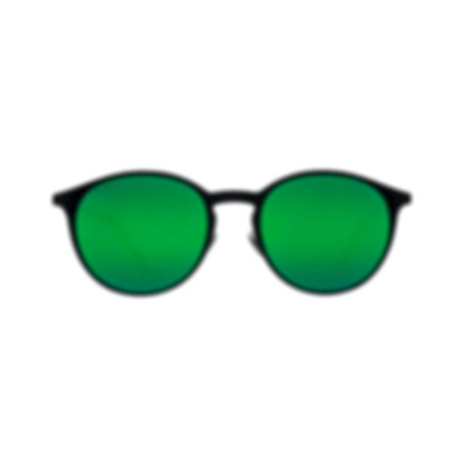 Gucci Green Metal Men's Sunglasses GG0504S-001 MSRP $365.00