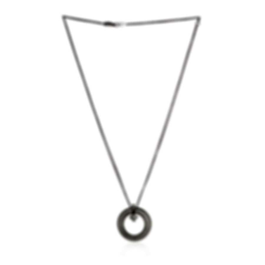 Damiani Sophia Loren 18k White Gold Diamond 0.33ct Necklace 20030413