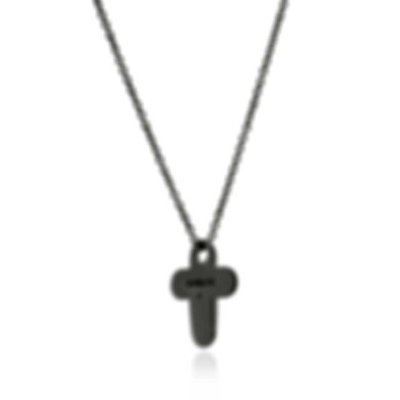 Damiani D.First Sterling Silver Diamond 0.01ct Necklace 20058709