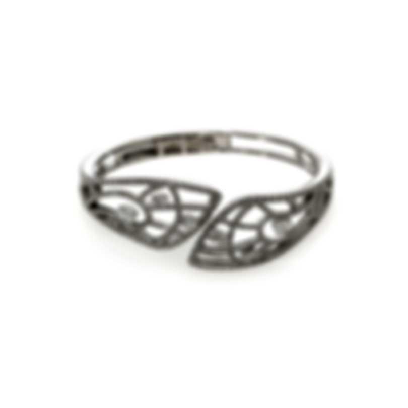 Damiani Battito D'ali 18k White Gold Diamond 3.921ct Bracelet 20062185