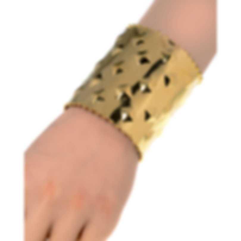 Devon Leigh 18K Gold Plated Brass Cuff Bracelet CUFF290-G
