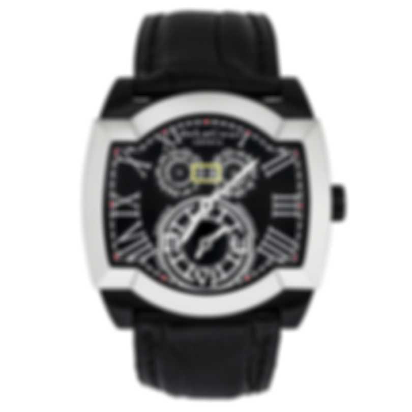 DeLaCour Sacra Big Date BiTime Automatic Men's Watch WAAP0003-0975 SAQRA