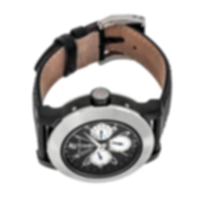 DeLaCour Fusion Calendar GMT Automatic Men's Watch WATI0139-004-LS