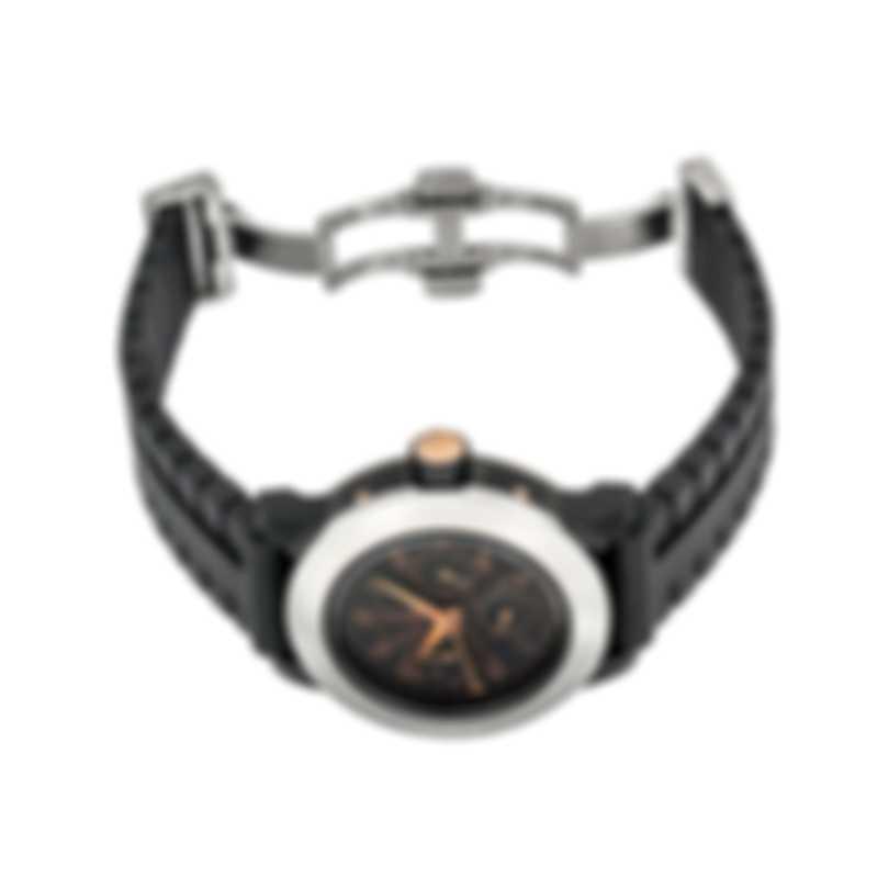 DeLaCour Fusion Calendar GMT Automatic Men's Watch WATI0139-004-RB