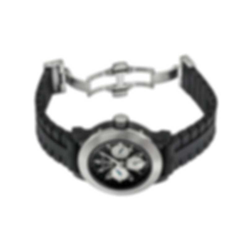 DeLaCour Fusion Calendar GMT Automatic Men's Watch WATI0139-004-RS