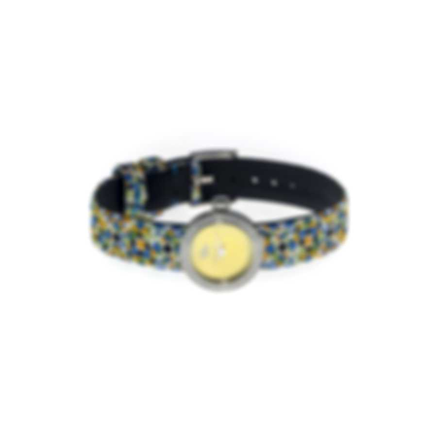 Dior La Mini D De Dior Diamond Mother Of Pearl Quartz Ladies Watch CD040110A025