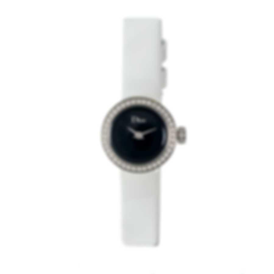 Dior La Mini D De Dior Diamond Quartz Ladies Watch CD040110A020