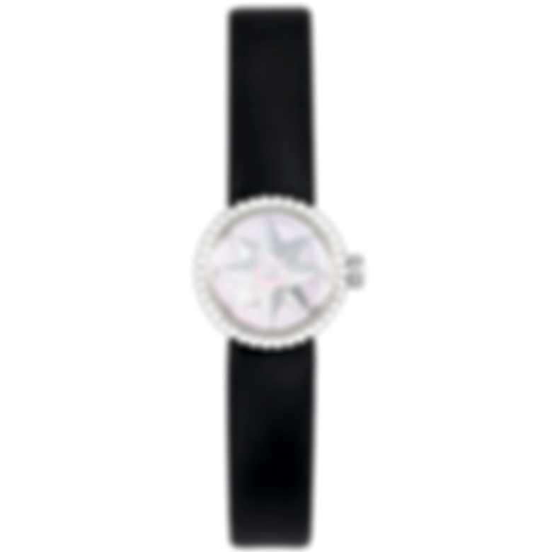 Dior La D De Dior Pink Mother Of Pearl Quartz Ladies Watch CD040112A002