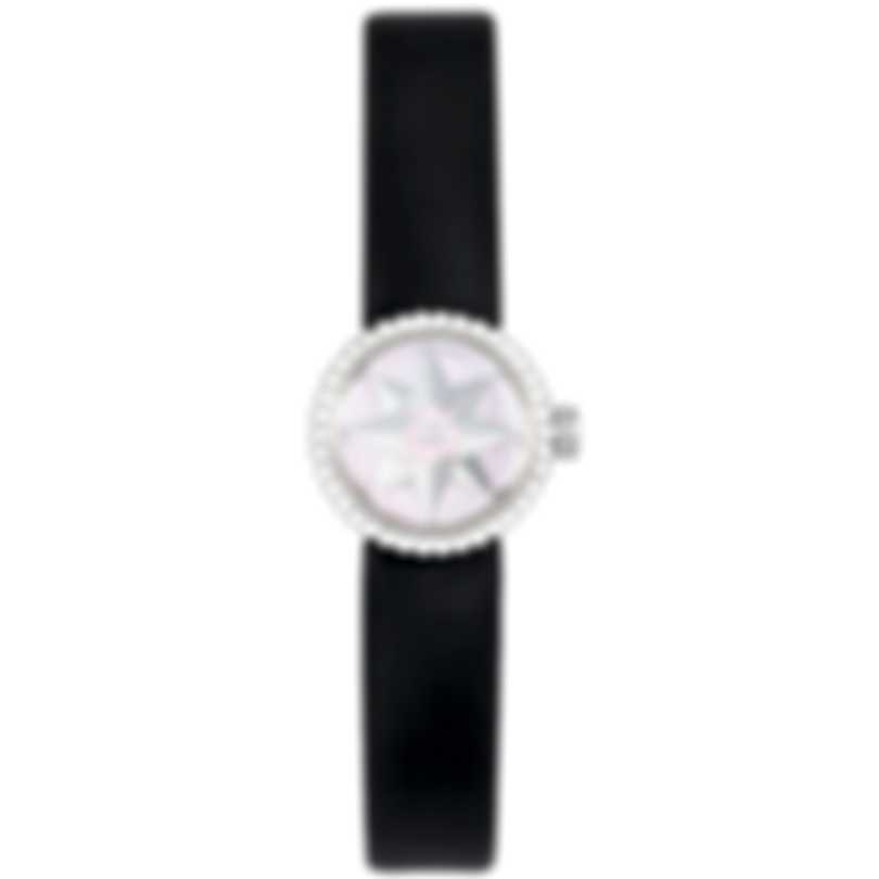 Dior La D De Dior Pink Mother Of Pearl Quartz Ladies Watch CD040112A002