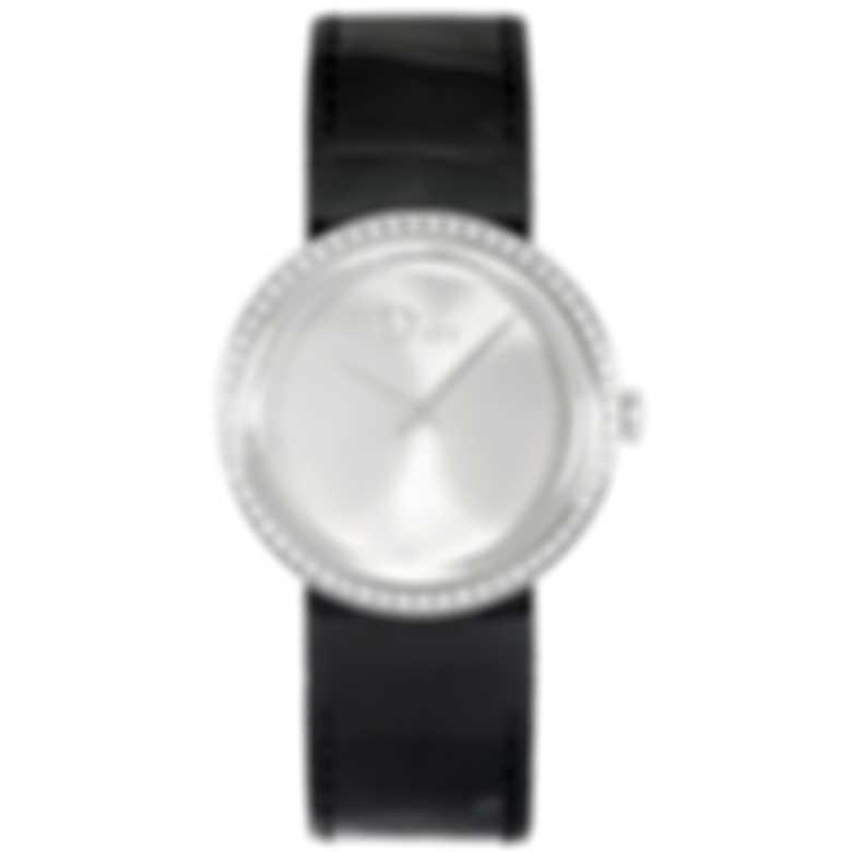 Dior La D De Dior Diamond Quartz Ladies Watch CD042111A001
