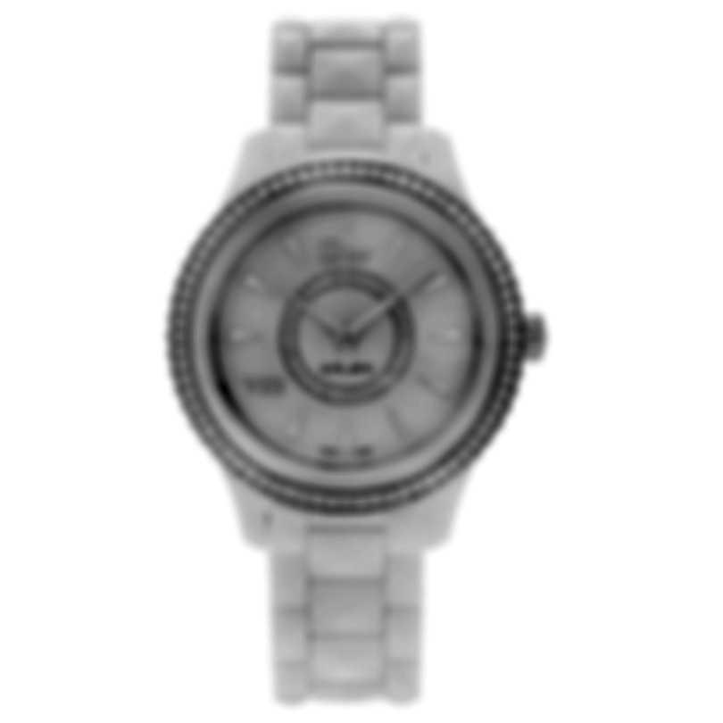 Dior Dior Viii Diamond Ceramic Automatic Ladies Watch CD1245E9C001