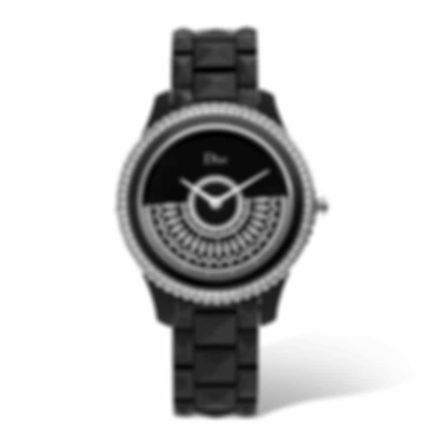 Dior Viii Grand Bal Resille Diamond Ladies Automatic Watch CD124BE3C001