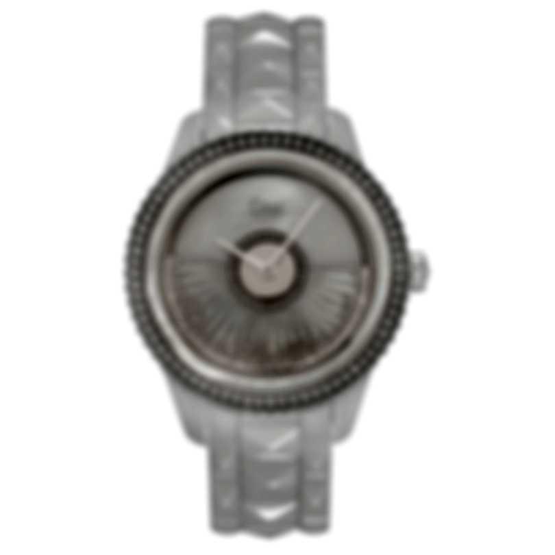 Dior Viii Grand Bal Diamond Automatic Ladies Watch CD124BE4C002