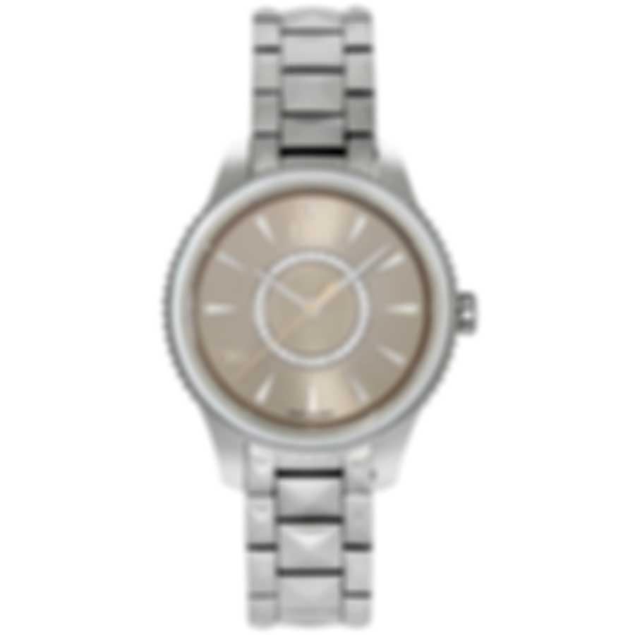Dior Dior Viii Diamond Montaigne Quartz Ladies Watch CD152110M008
