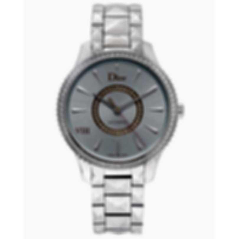 Dior Viii Montaigne Diamond Automatic Ladies Watch CD153510M001